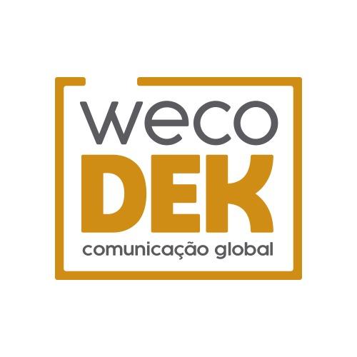 logotipo wecodek